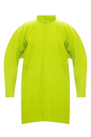 褶皱饰衬衫 od Issey Miyake Homme Plisse
