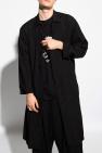 Yohji Yamamoto Coat with pockets