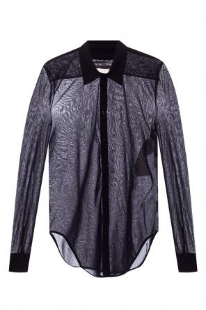 Sheer shirt od JIL SANDER