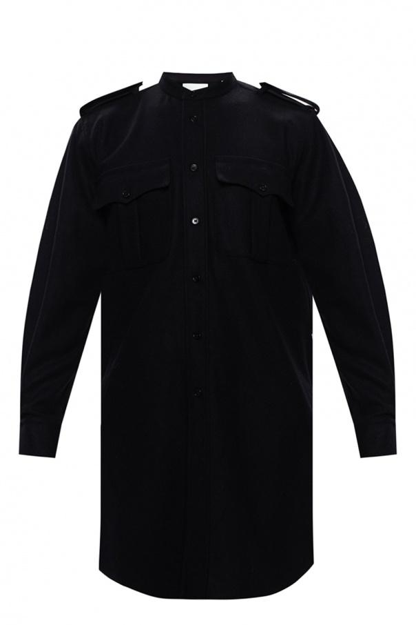 JIL SANDER Wool shirt