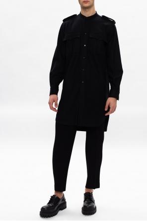 Wool shirt od JIL SANDER