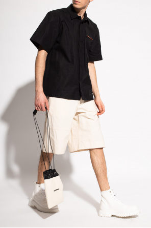 Short-sleeve shirt od JIL SANDER+