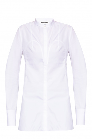 Cotton shirt od JIL SANDER