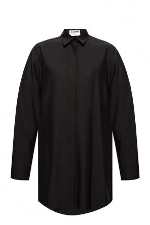 Jedwabna koszula od JIL SANDER