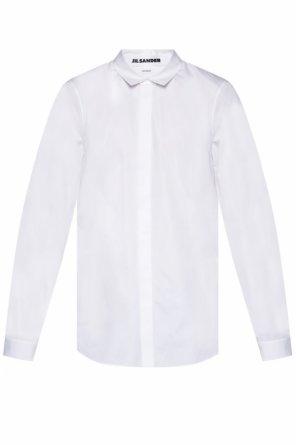 'monday' cotton shirt od JIL SANDER