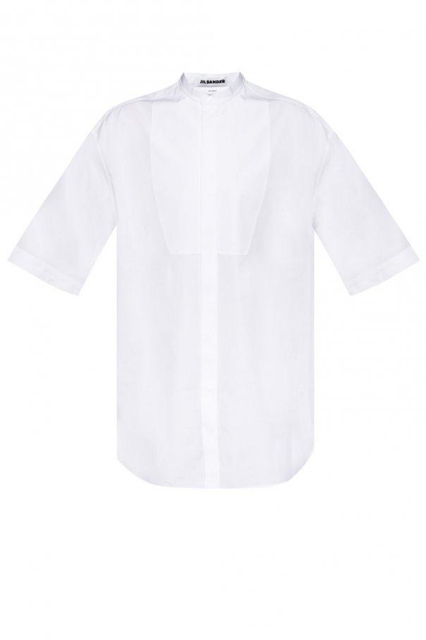 JIL SANDER Shirt with logo