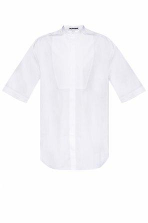 Shirt with logo od JIL SANDER