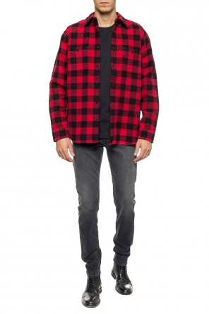 Checked shirt od Kent & Curwen
