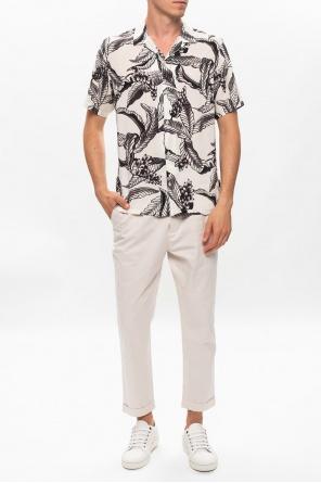 'kahuna' patterned shirt od AllSaints
