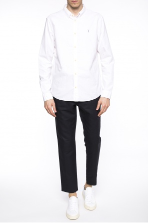 'kilda' striped shirt od AllSaints