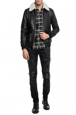 'liliplaid' checked shirt od AllSaints