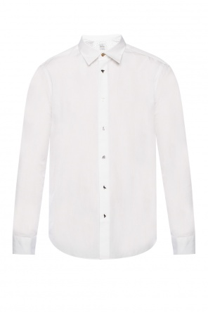 Shirt with decorative buttons od Paul Smith