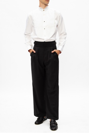 Cotton tuxedo shirt od Paul Smith