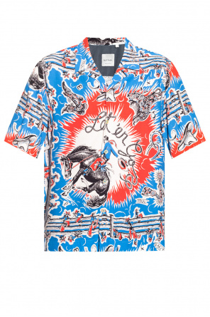 Patterned shirt od Paul Smith