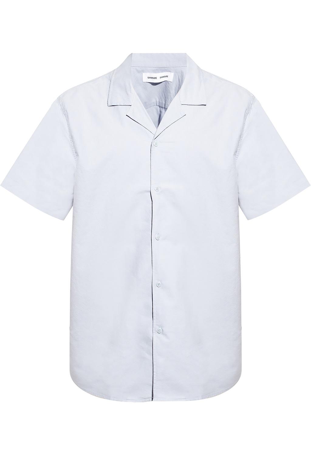 Samsøe Samsøe Shirt with short sleeves