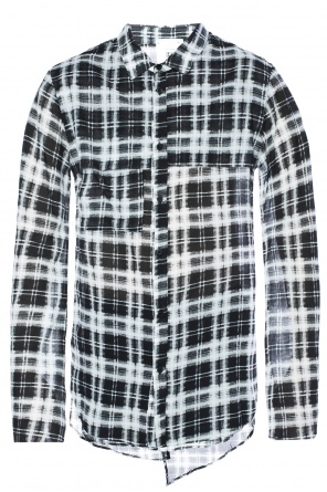 Long checked shirt od Lost And Found