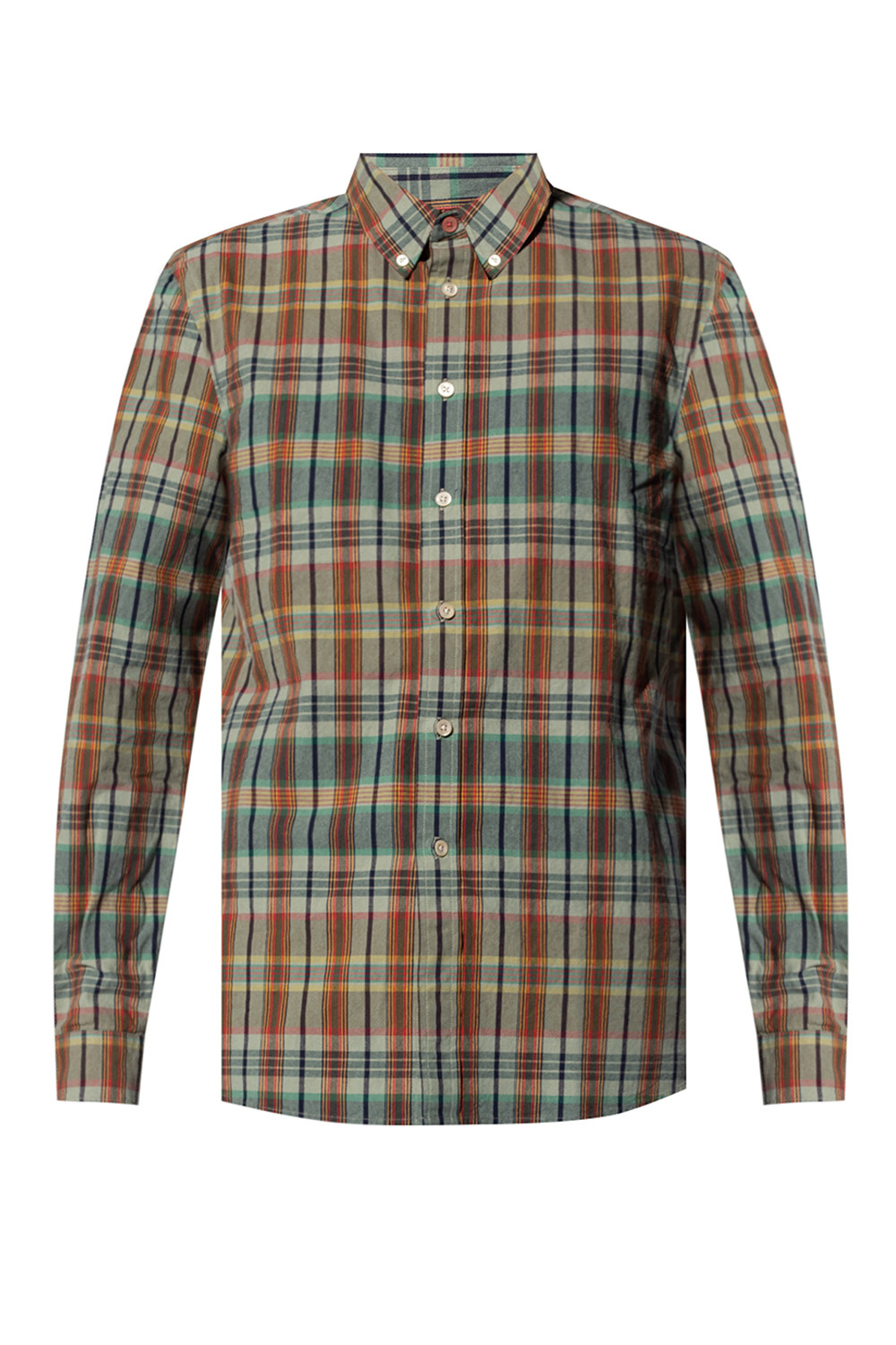 PS Paul Smith Checked shirt