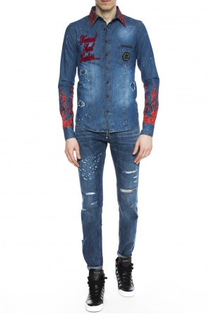 Denim shirt od Philipp Plein