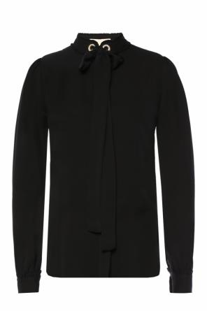 Lacing detail shirt od Michael Kors