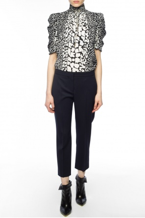 Patterned top od Michael Kors