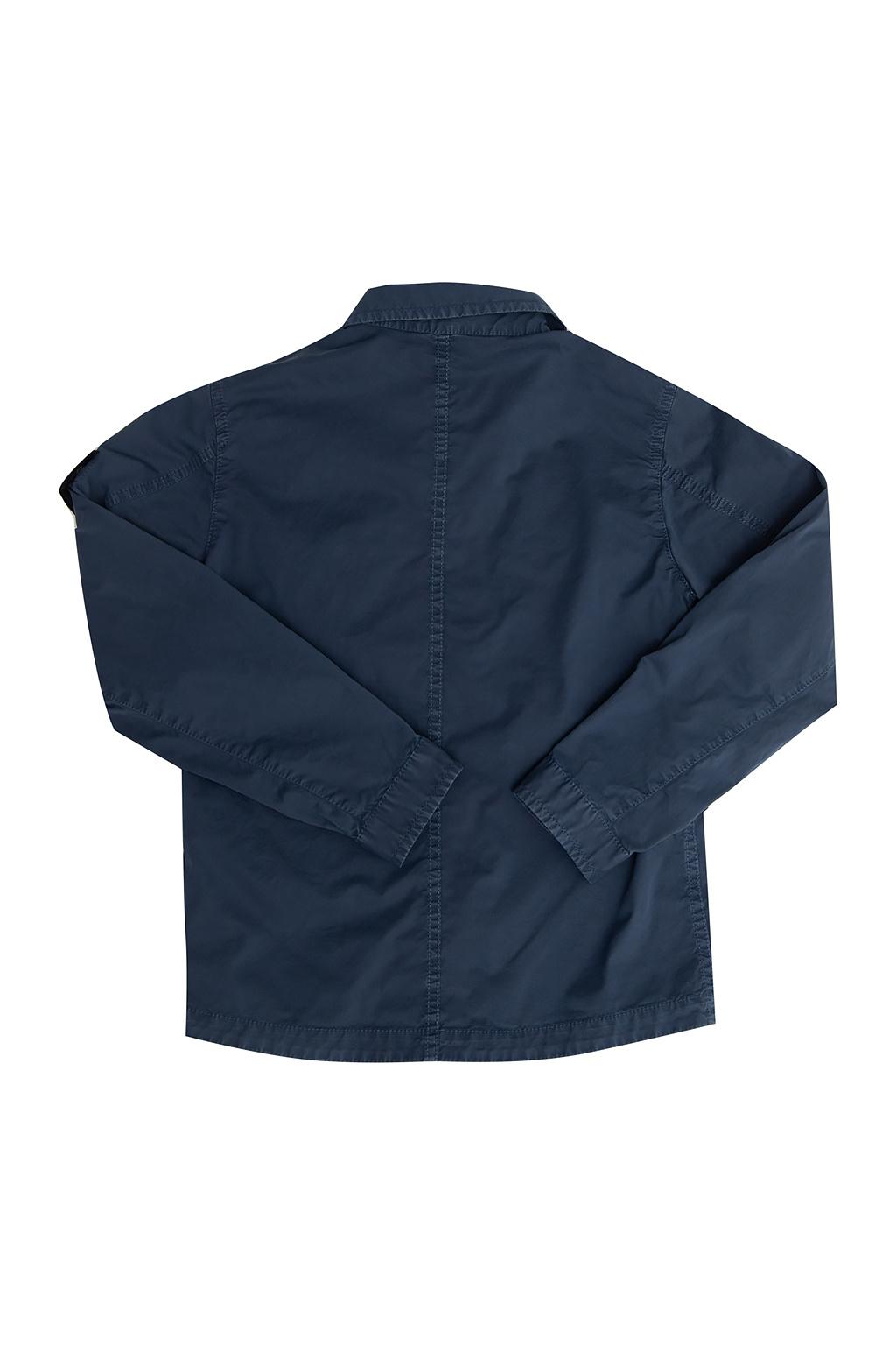 Stone Island Kids Jacket with pockets