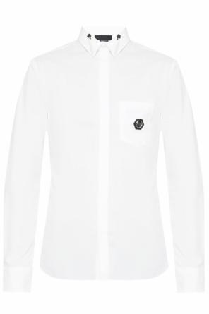 Shirt with embroidery od Philipp Plein
