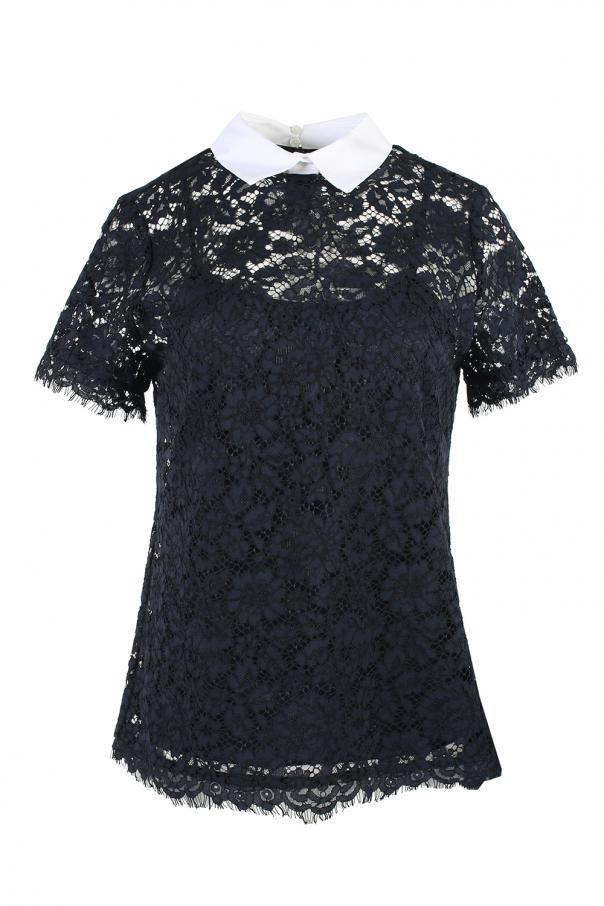c50281ff7ba55 Koronkowa bluzka Michael Kors - sklep internetowy Vitkac