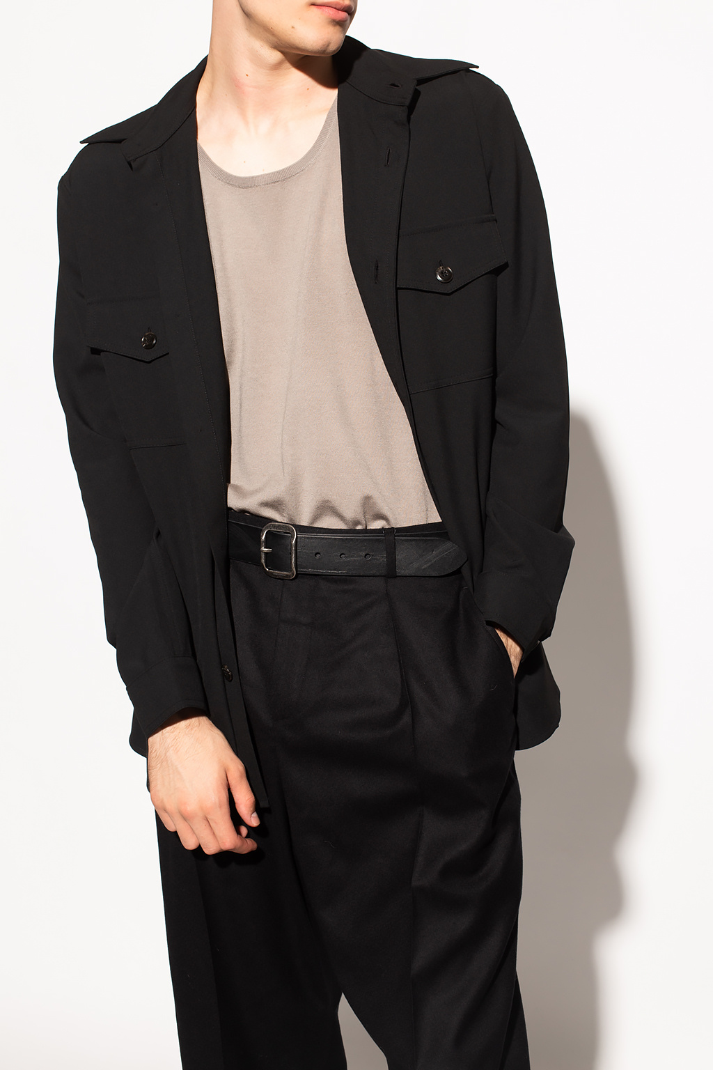 Nanushka Shirt with pockets