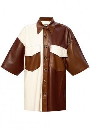 Short sleeve shirt od Nanushka