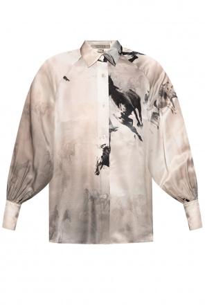 'oana' patterned shirt od AllSaints