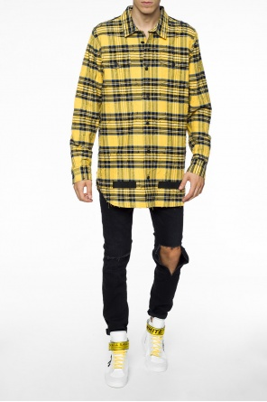 Checked shirt od Off White