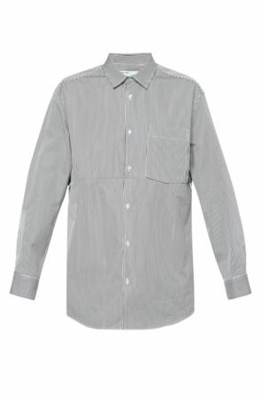 Shirt with detachable bottom od Off White