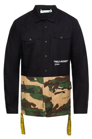Camo shirt od Off White