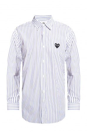 Shirt with logo od Comme des Garcons Play