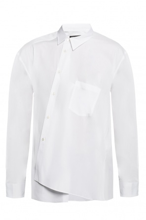 Asymmetrical shirt with pocket od Comme des Garcons Homme Plus