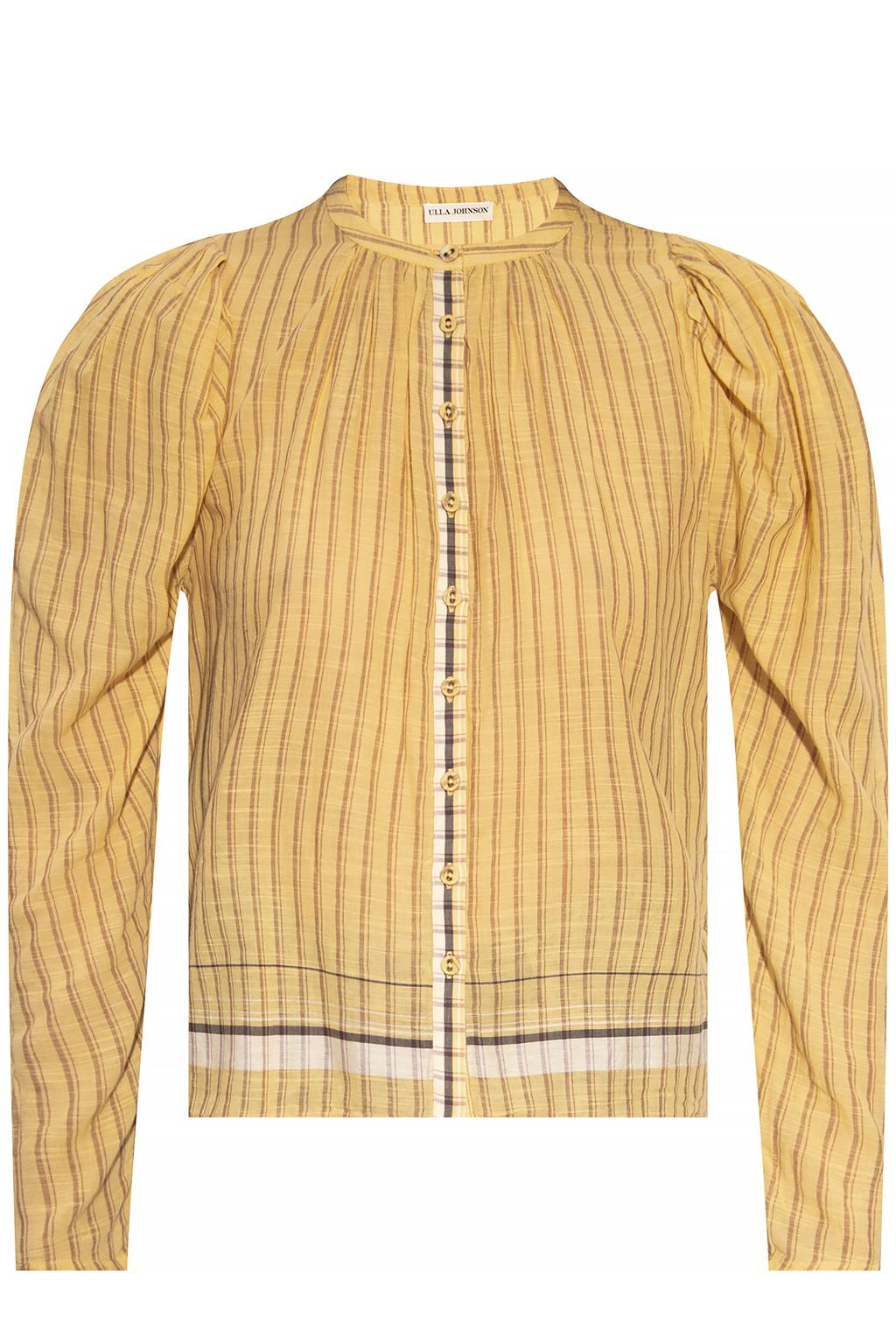 Ulla Johnson Pinstriped shirt