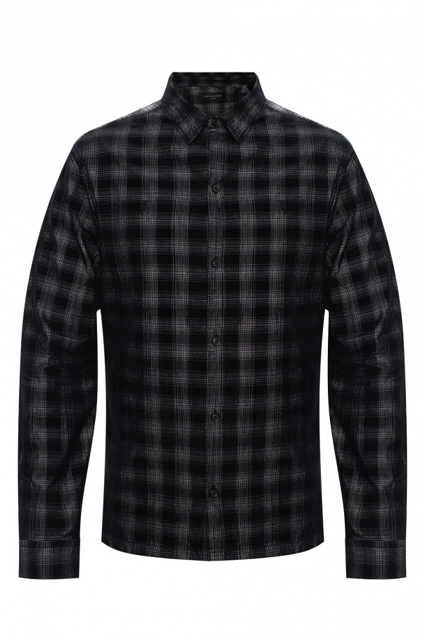 AllSaints 'Pinehurst' checked shirt