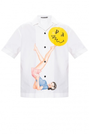 Short-sleeved shirt od Palm Angels