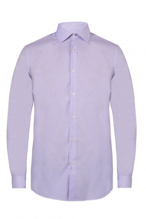 Violet cotton shirt od Paul Smith