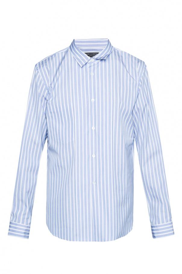 Comme Des Garcons Homme Plus Striped Shirt