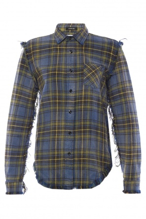 Checked shirt od R13
