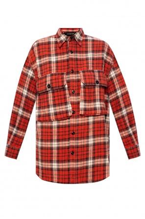 Checked shirt od R13