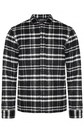 'racine' checked shirt od AllSaints