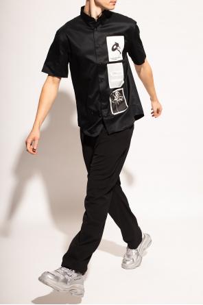'recordings' shirt od MISBHV