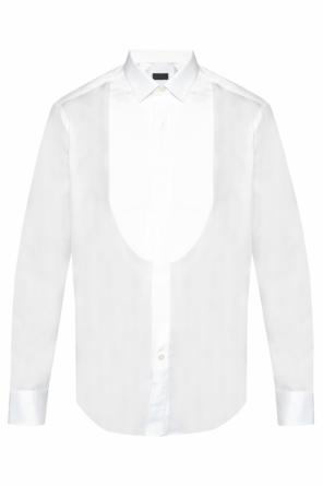 Creased front shirt od Lanvin