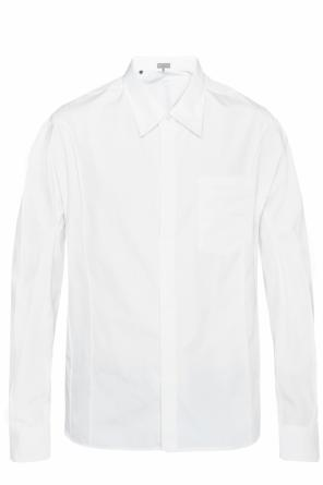 Shirt with stitching details od Lanvin