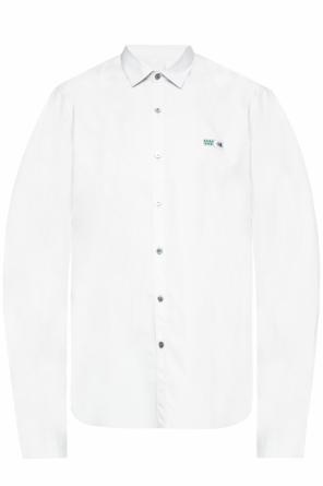 Patched shirt od Lanvin