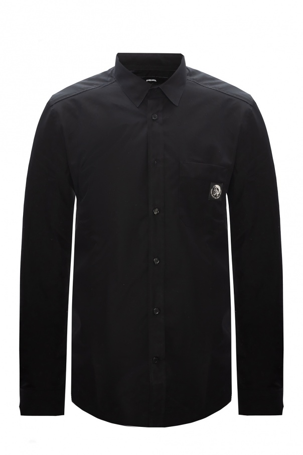 Diesel Patched shirt