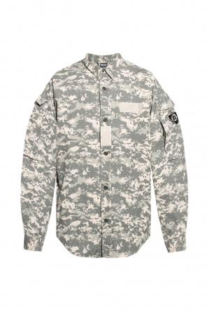 Patterned shirt od Diesel