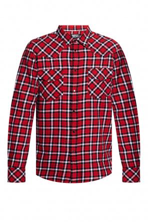 Checked shirt od Diesel
